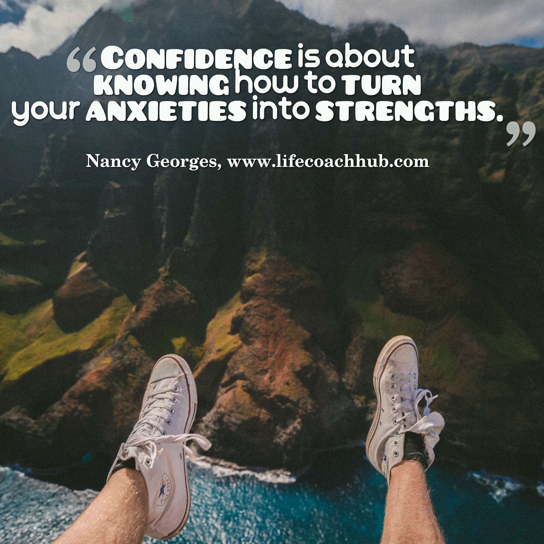How to turn your anxieties into strengths