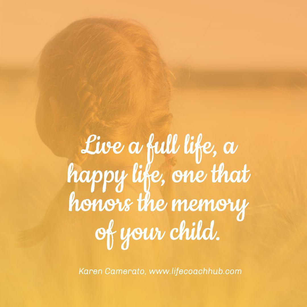 Live a Full Life a Happy Life