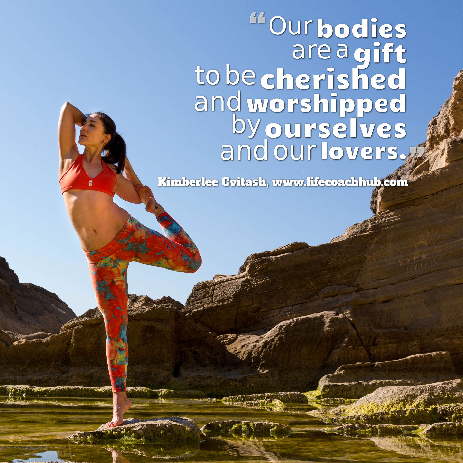 Our bodies are gifts to be cherished