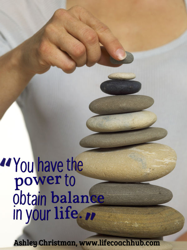 Change your Mindset and find the Power to Balance!