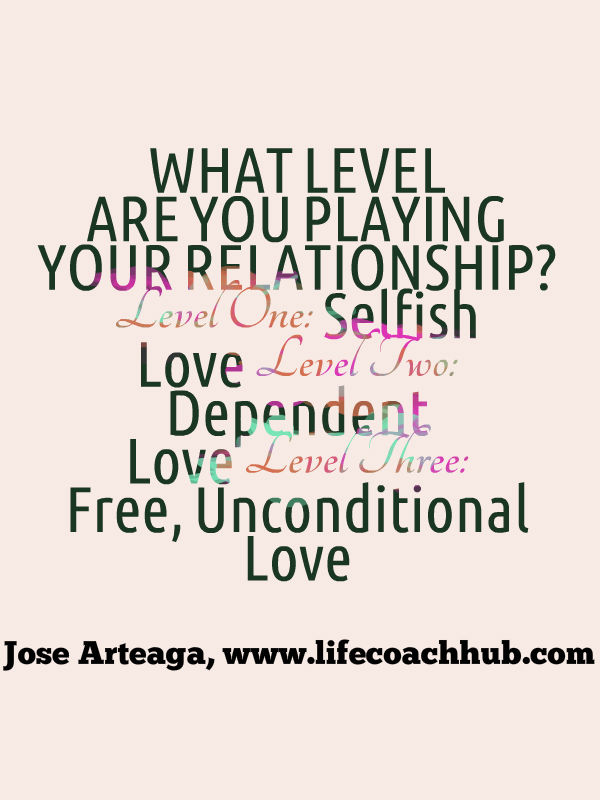 What Level Are You Playing In Your Relationship? - Life ...