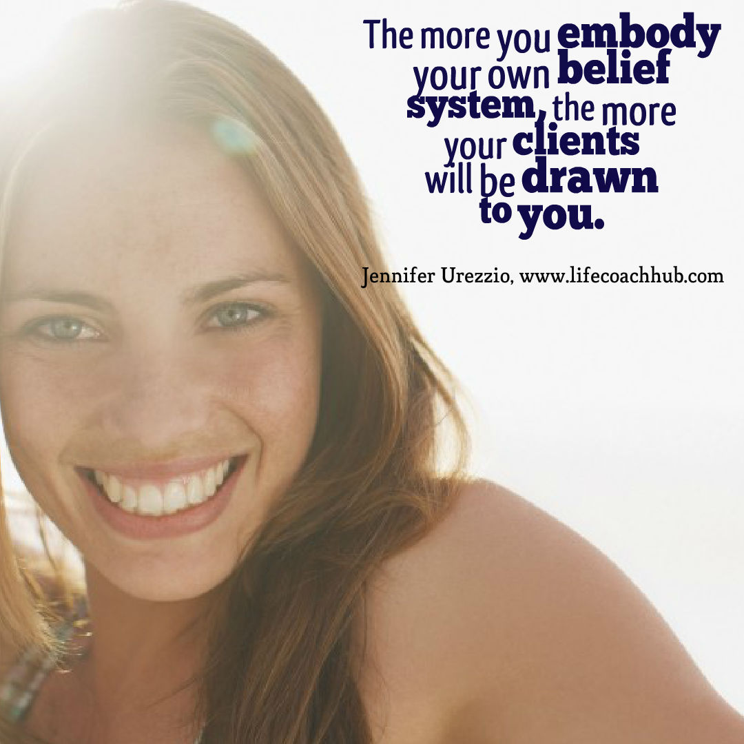 The More You Embody Your System