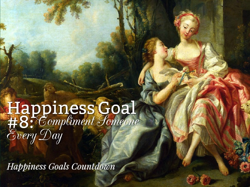 Become a Happiness Champion. Join the Happiness Goals Countdown at LifeCoachHub.com.