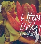 Six Steps to Living the Law of Attraction