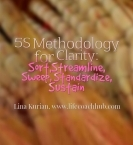 How to Clear your Mental Self with 5S: Sort, Streamline, Sweep, Standardize, Sustain